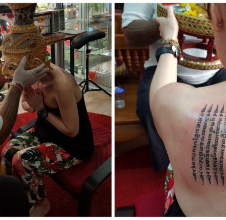 O tym jak zrobiłam sobie tatuaż w Bangkoku