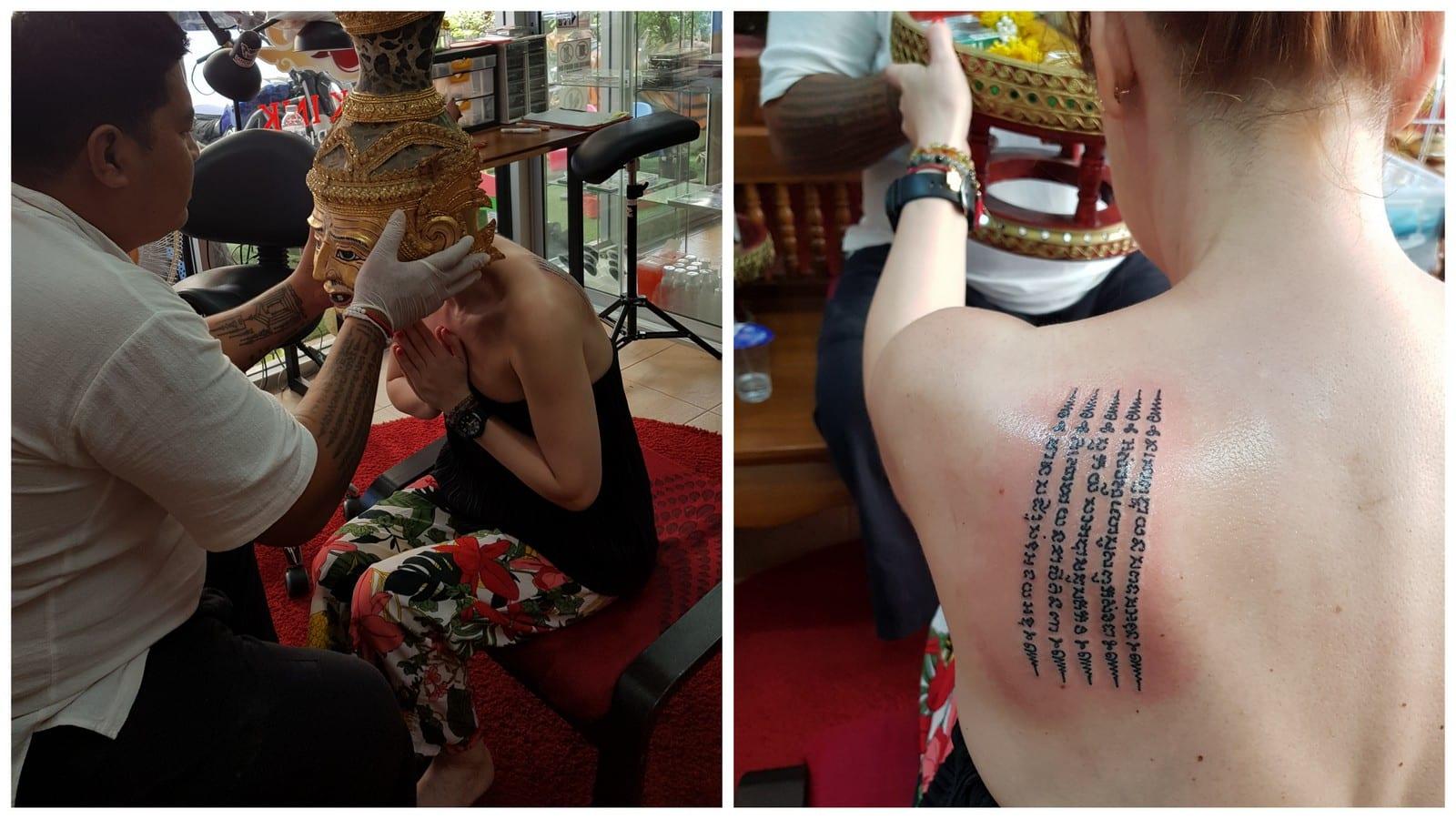 Tatuaż W Bangkoku Jak Wybrać Studio Czym Się Kierować
