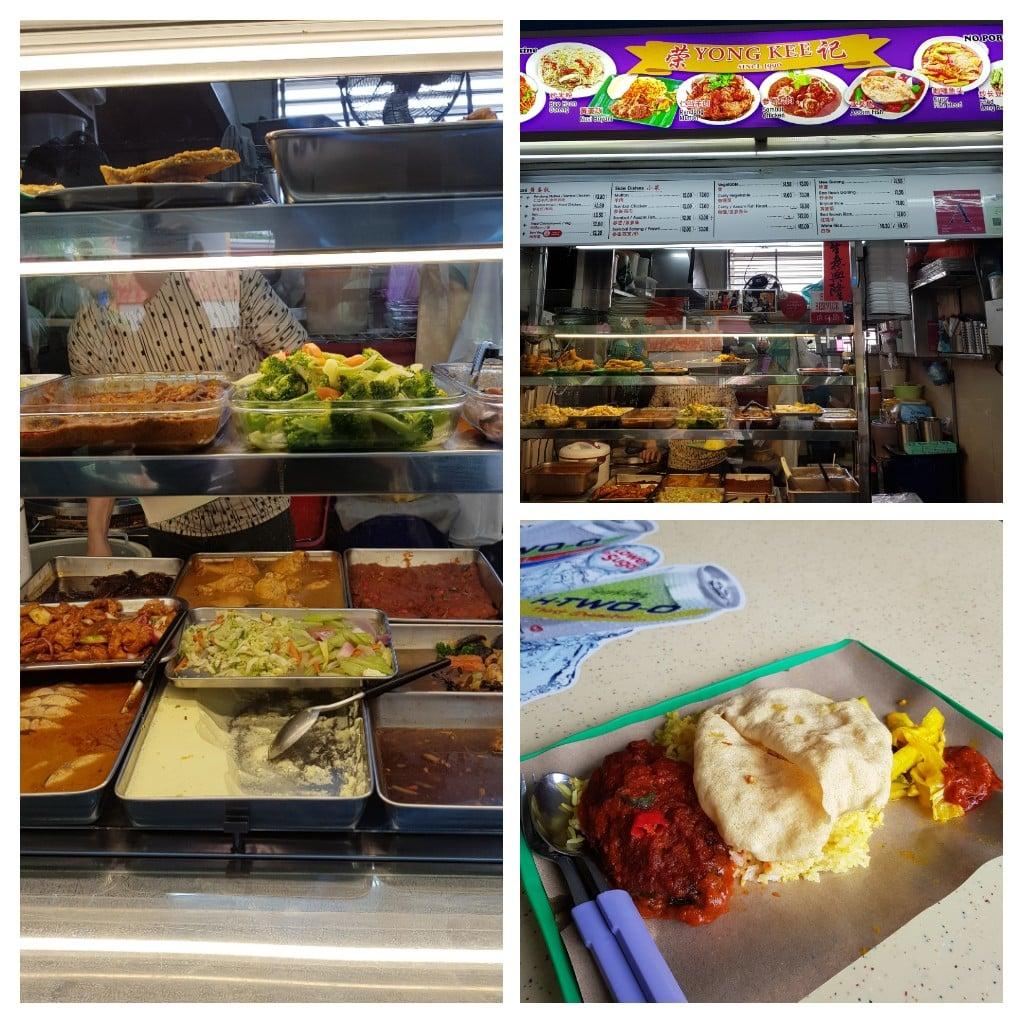 zjeść w Singapurze biryani