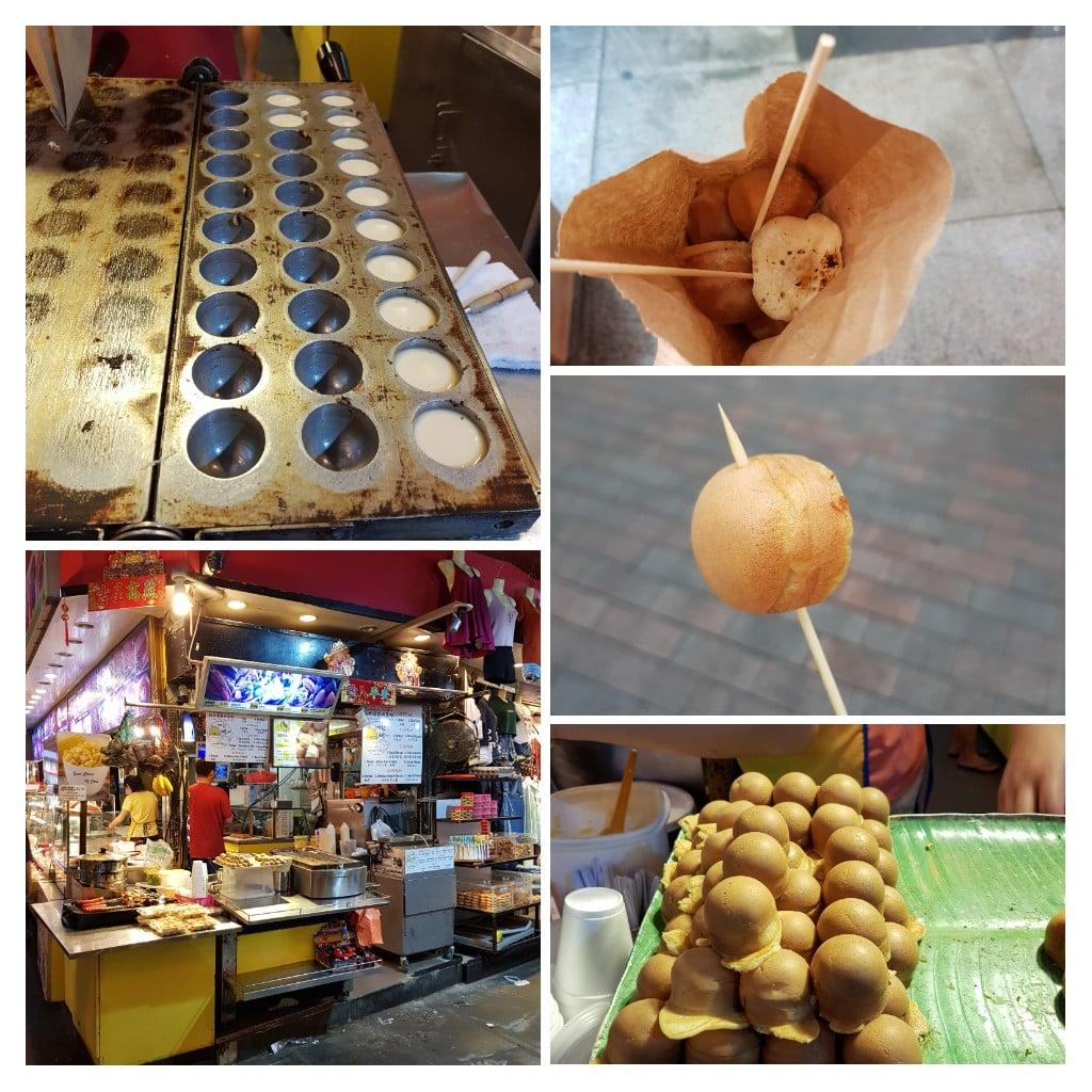 zjeść w Singapurze kaya balls