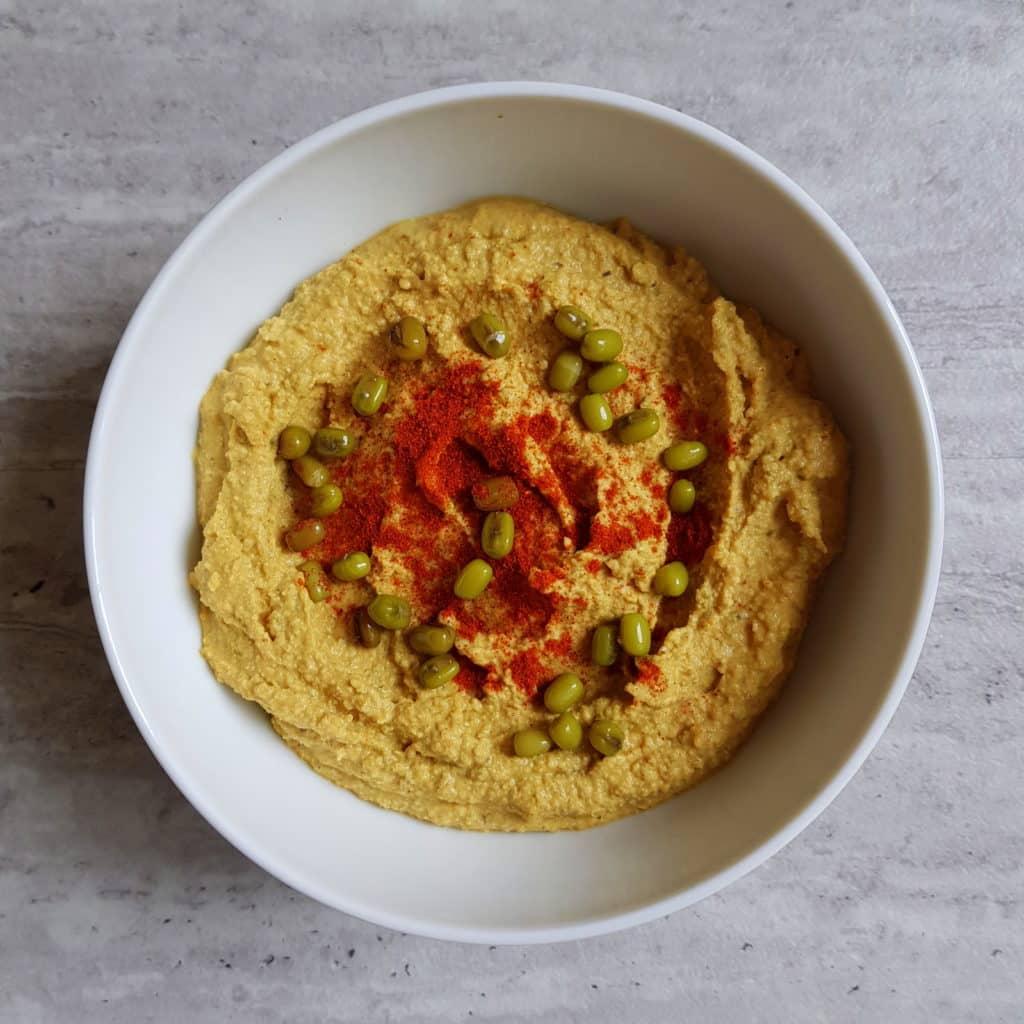 Wielkanoc z curry pasta