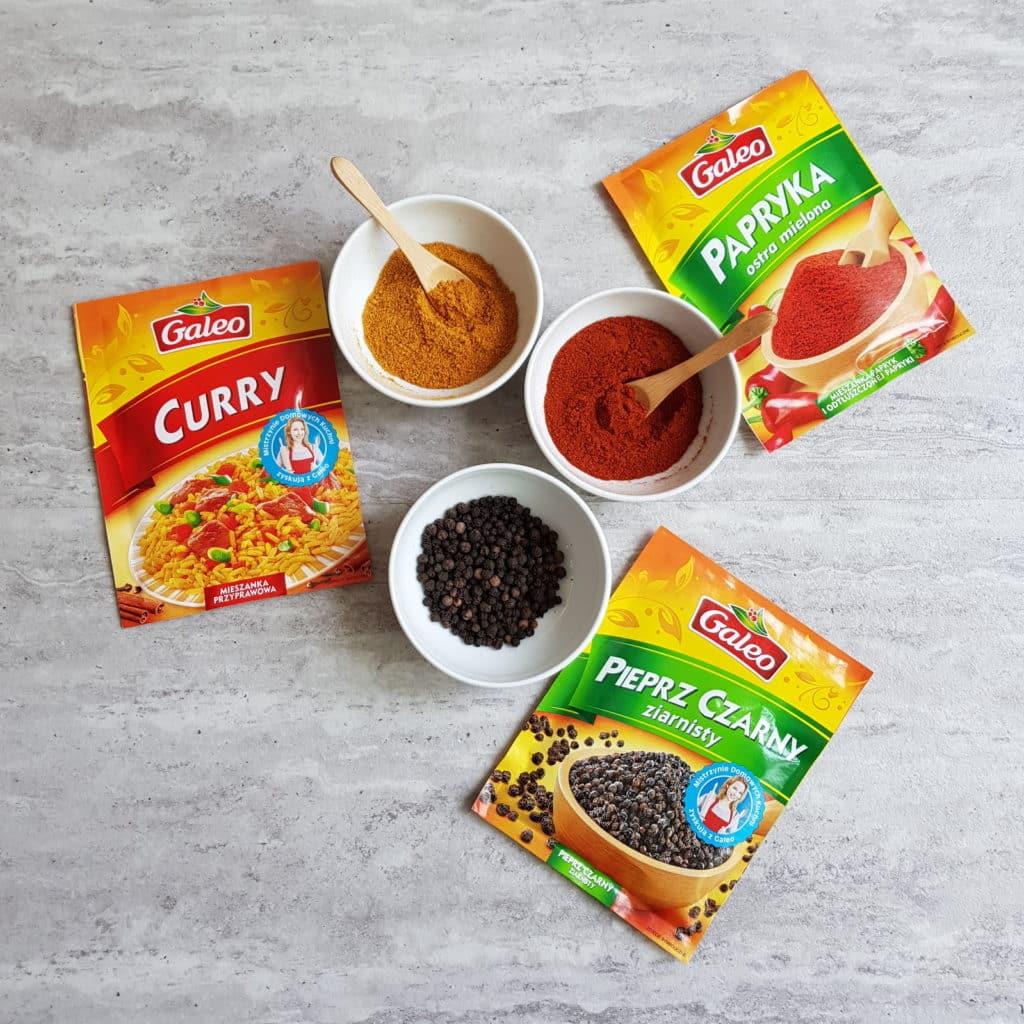 Wielkanoc z curry przyprawy