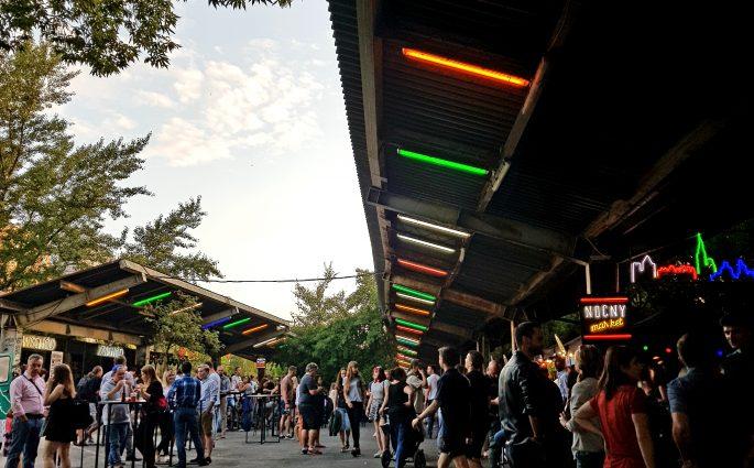 nocny market 2018 wejscie