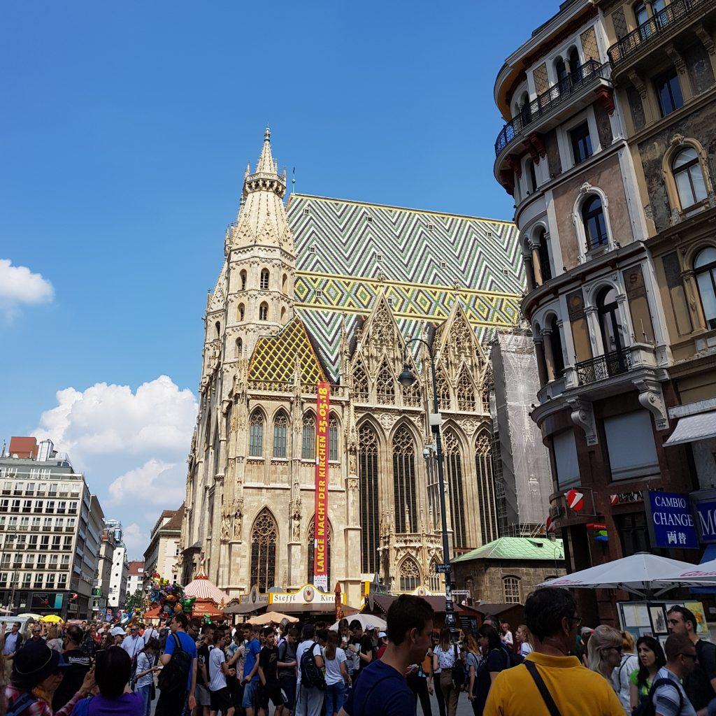 weekend w wiedniu katedra