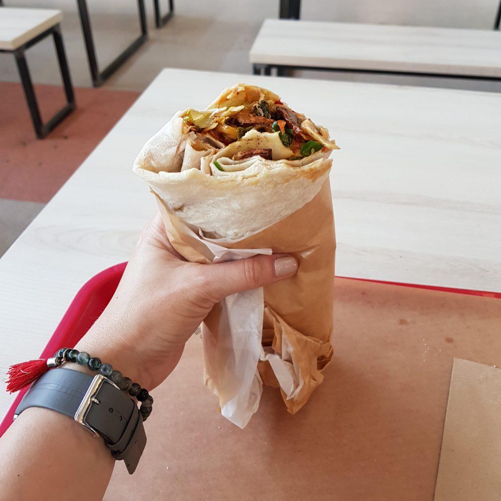 wegańska warszawa kebab
