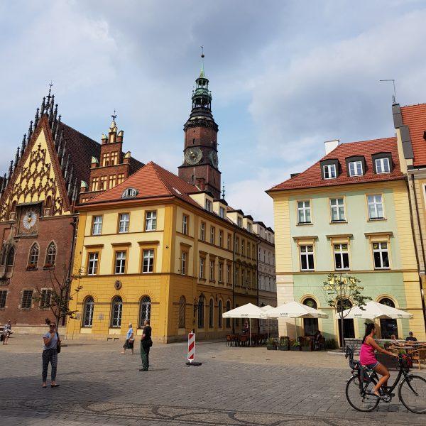 Wegański Wrocław na weekend