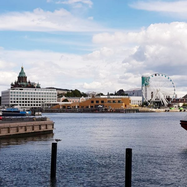 Helsinki plac market