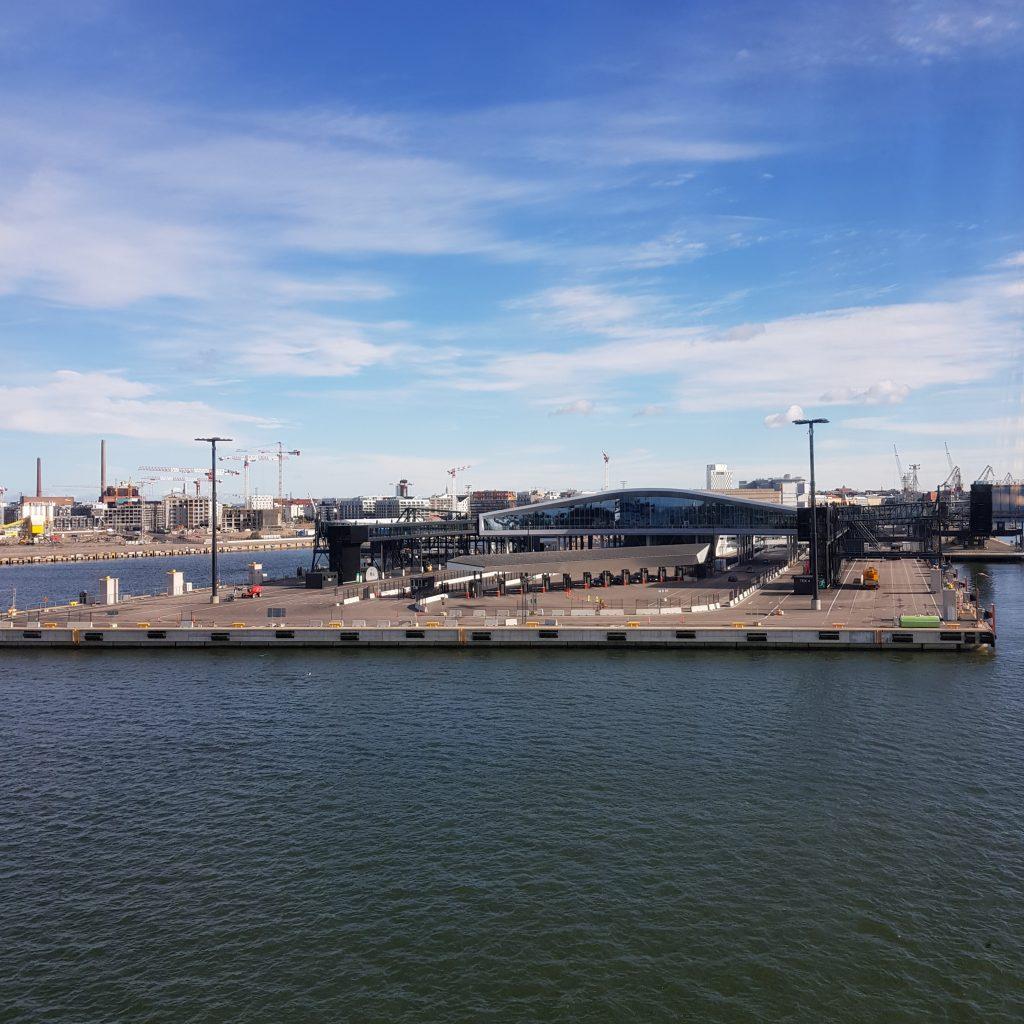 Helsinki port promowy