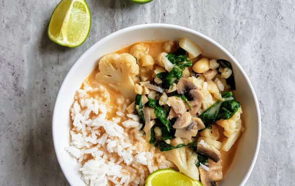 kalafiorowe curry raz jeszcze