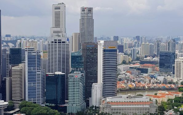 Zwiedzić Singapur
