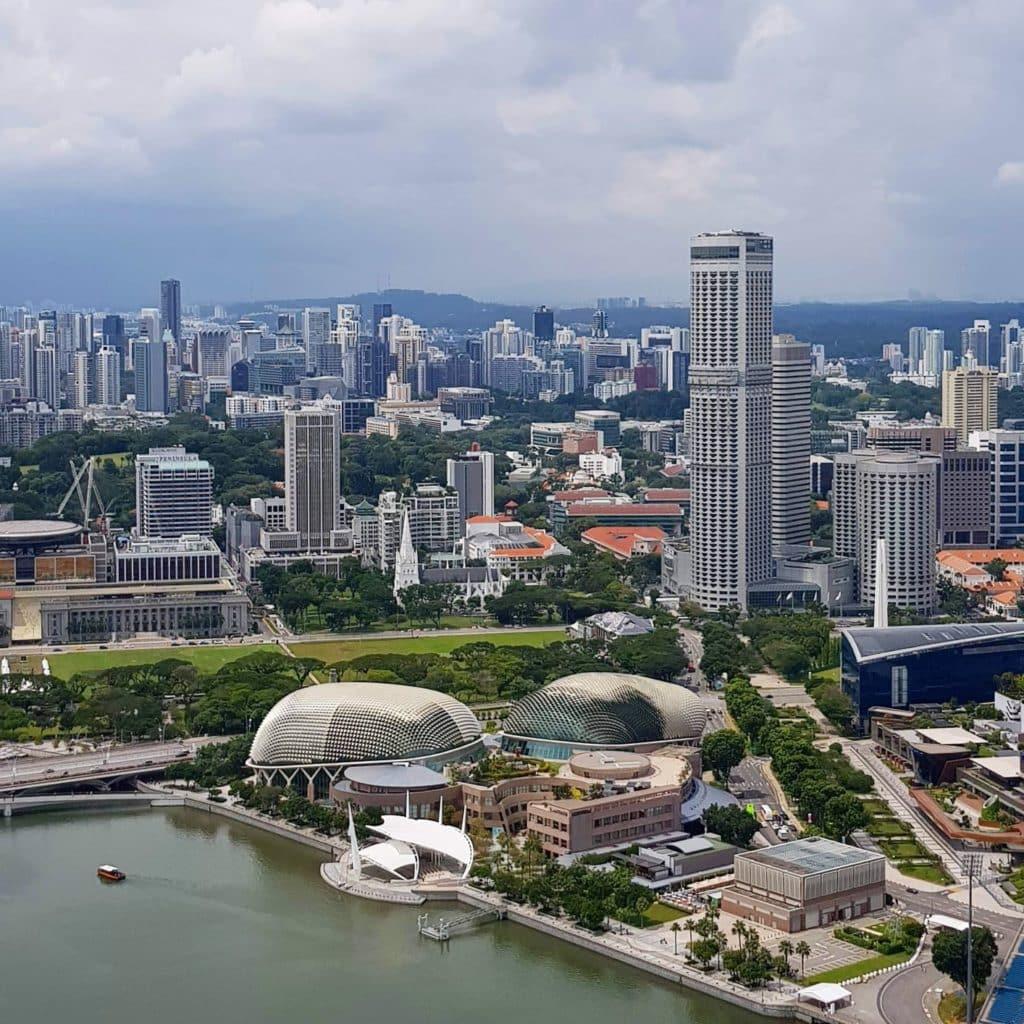 ulubieńcy 2018 roku Singapur