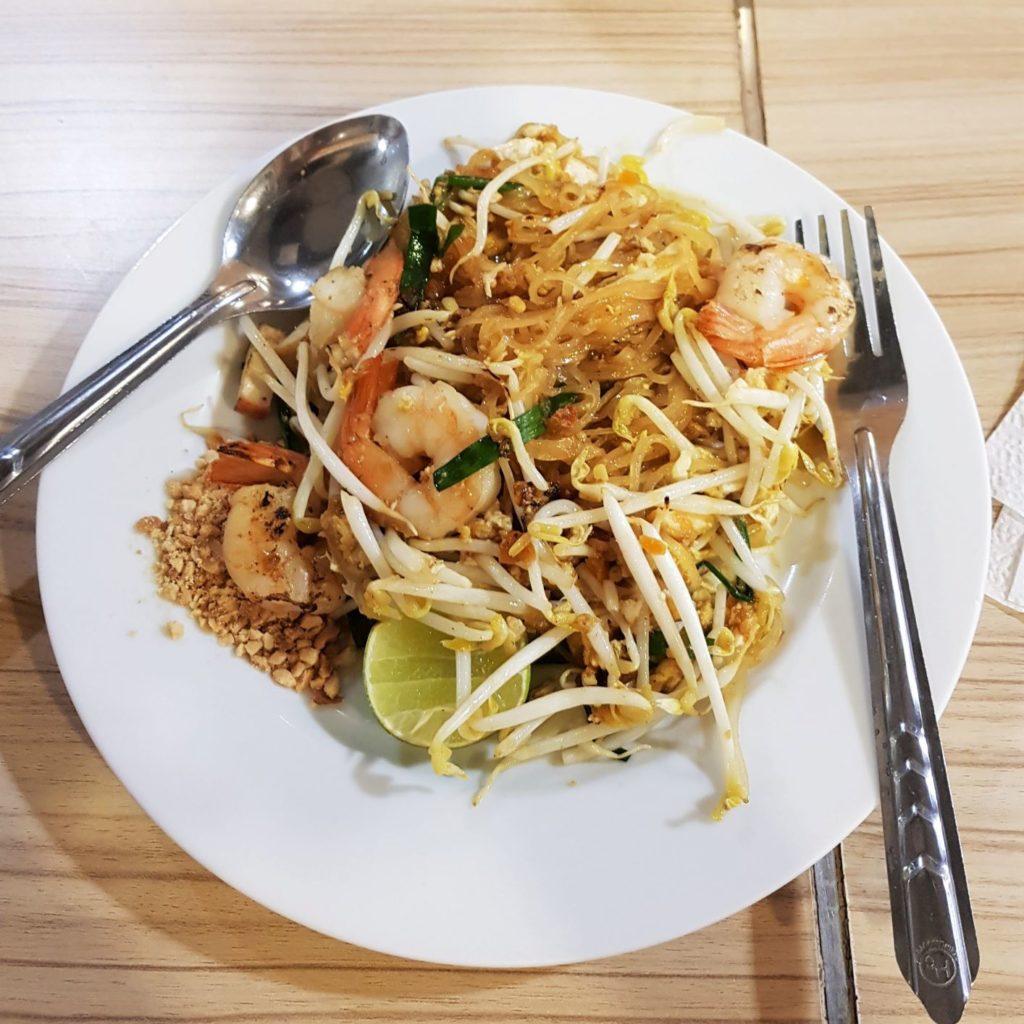ceny w Bangkoku - pad thai