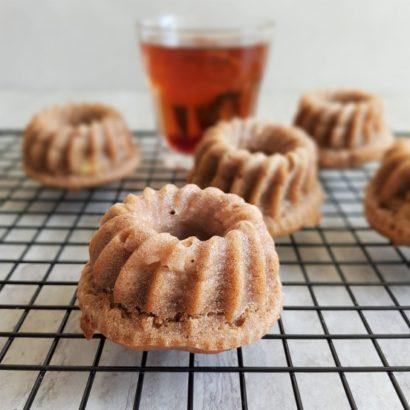 muffiny z herbatą earl grey
