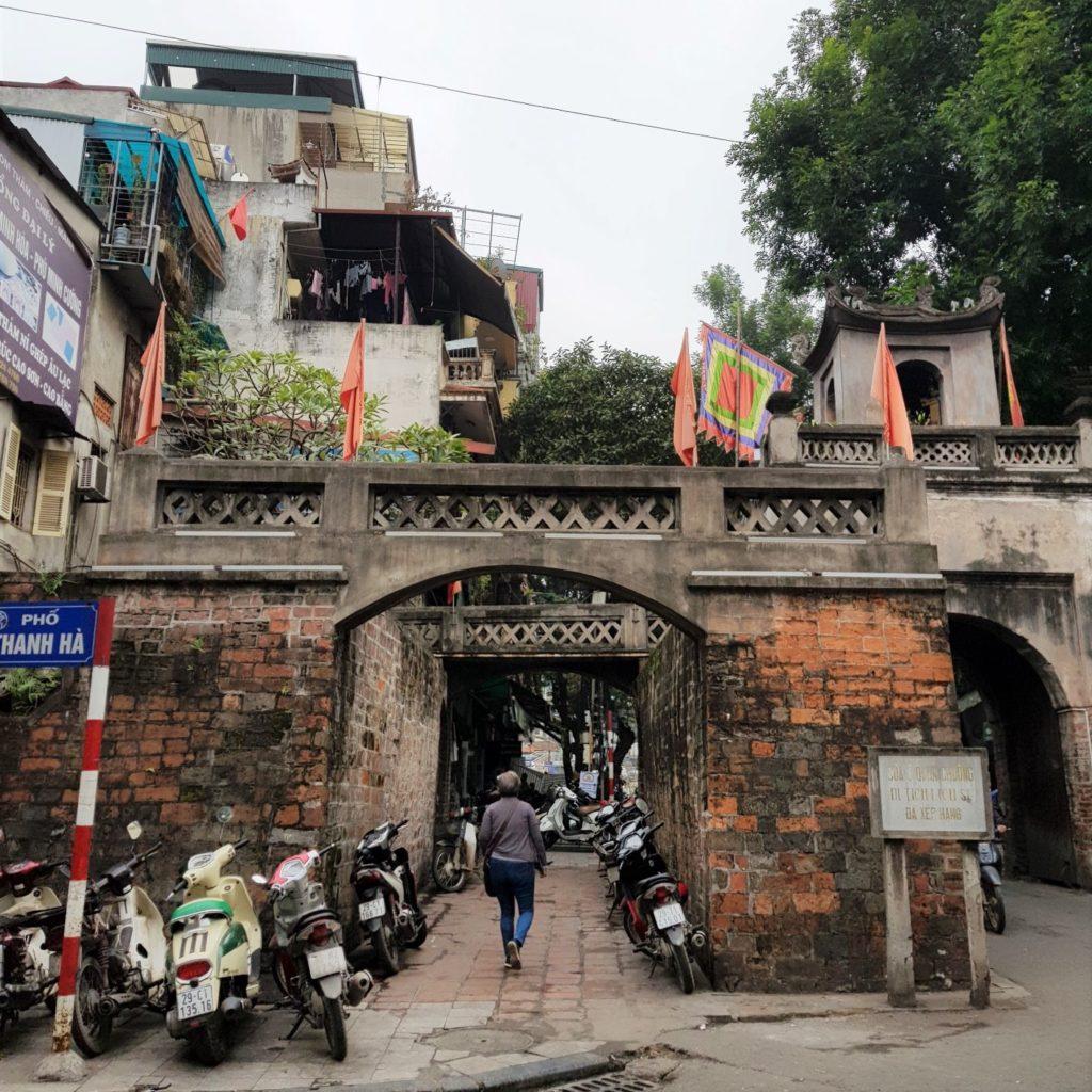 mini przewodnik po Hanoi