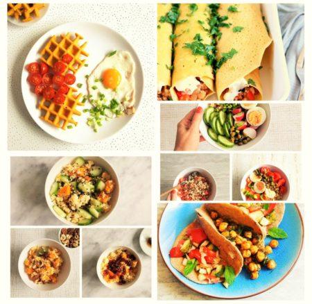 Wytrawne zbożowe śniadania – zebrane przepisy