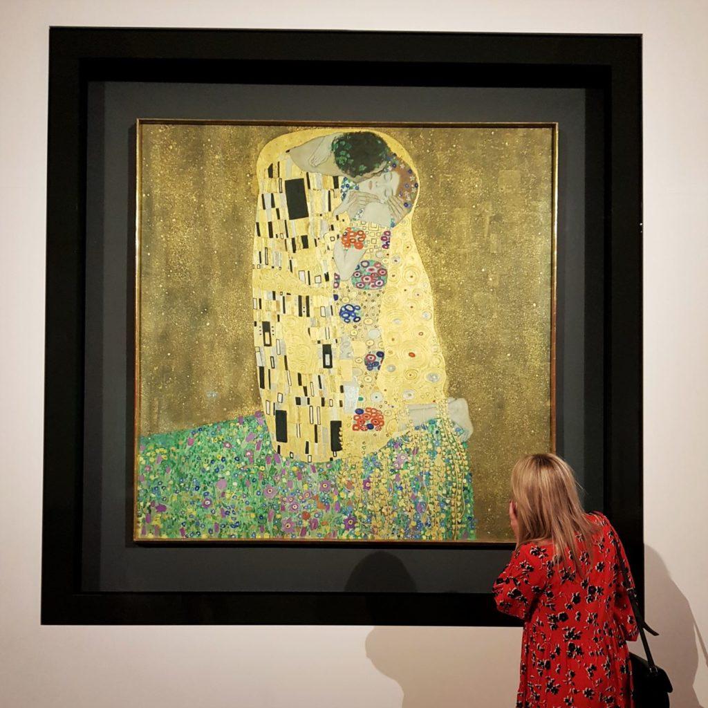 Pocałunek Gustava Klimta