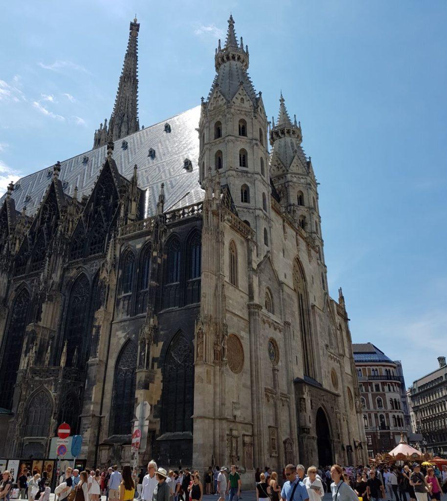 3 dzień w Wiedniu Katedra