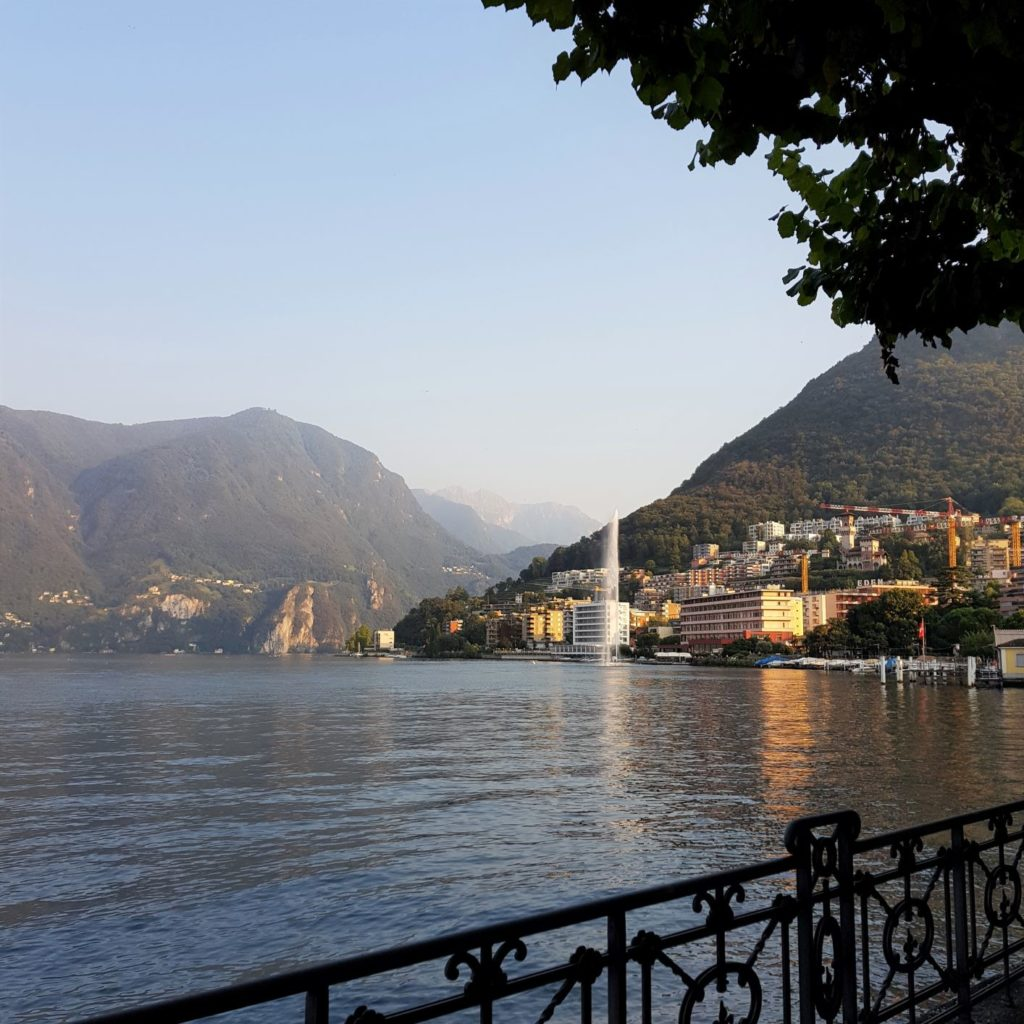 jezioro Lugano