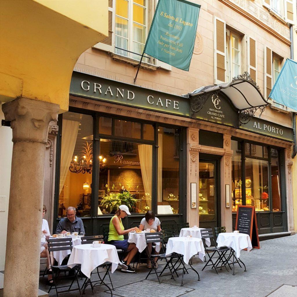 Grand Cafe w Lugano