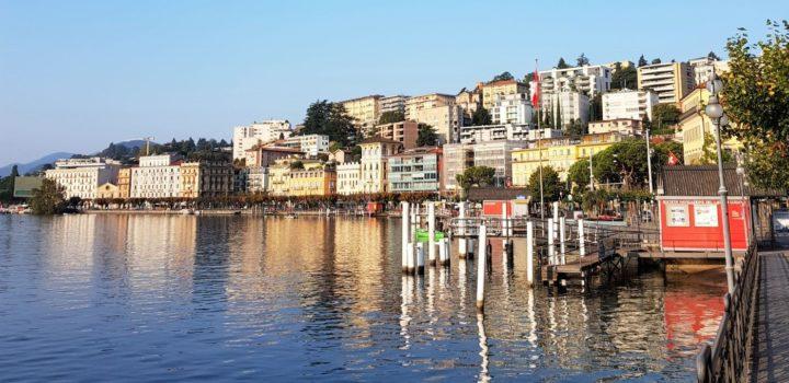 Dwa dni w Lugano – południowa Szwajcaria. Dzień 1.