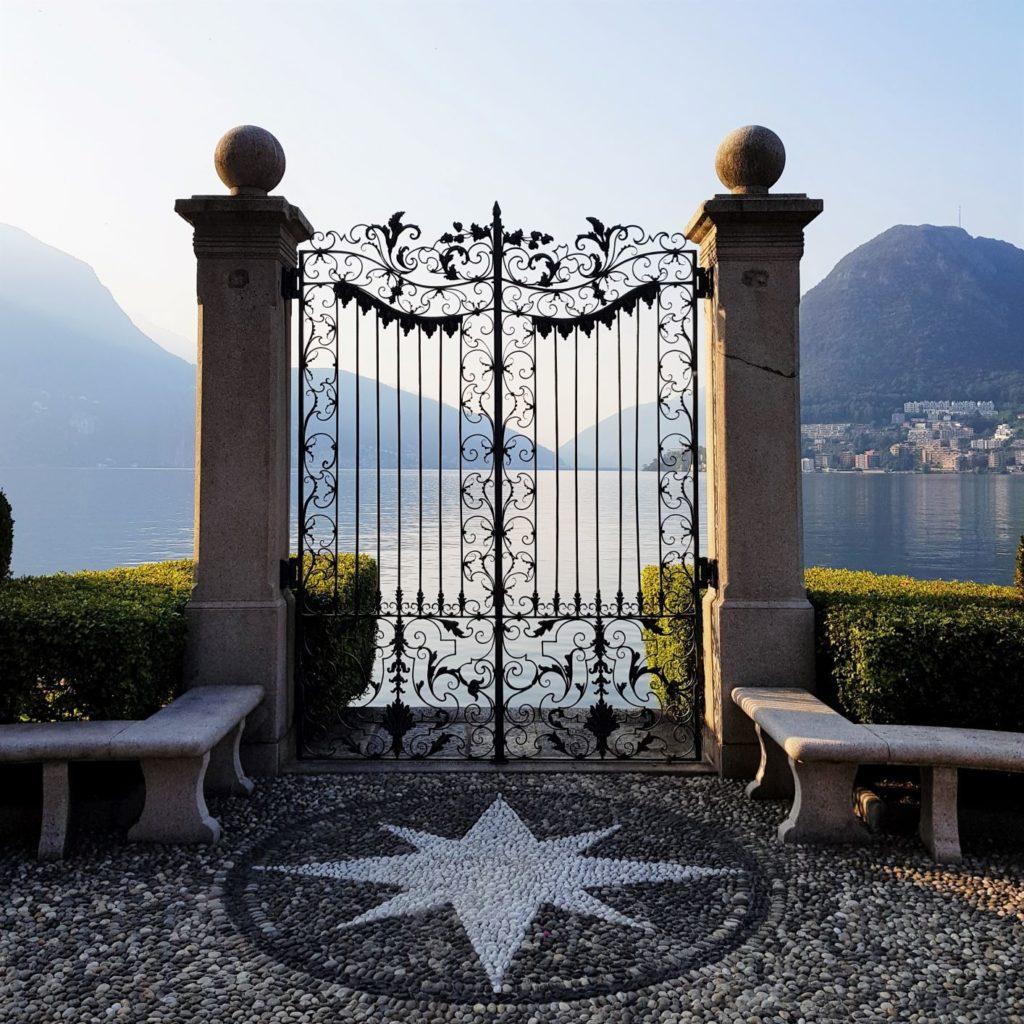 park w Lugano