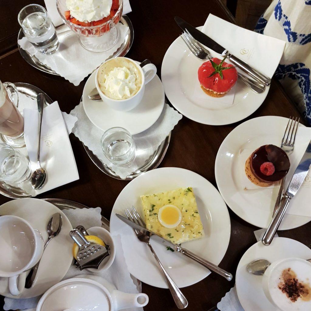 Grand Cafe słodycze