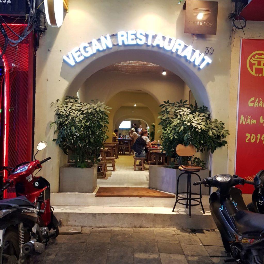 jedzenie w Hanoi