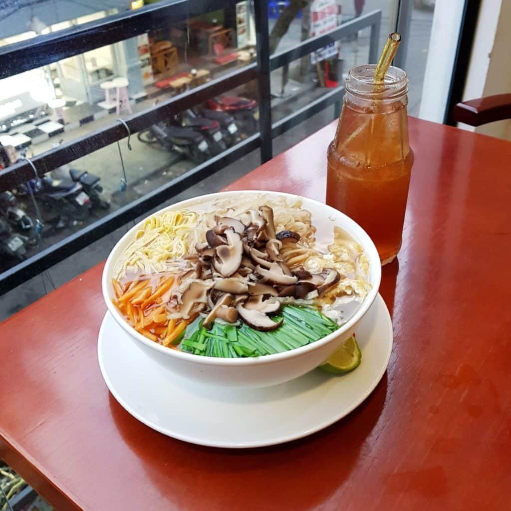 zupa w Hanoi