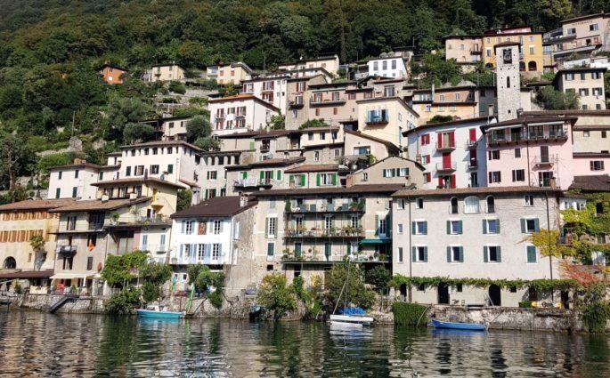 Lugano w Ticino