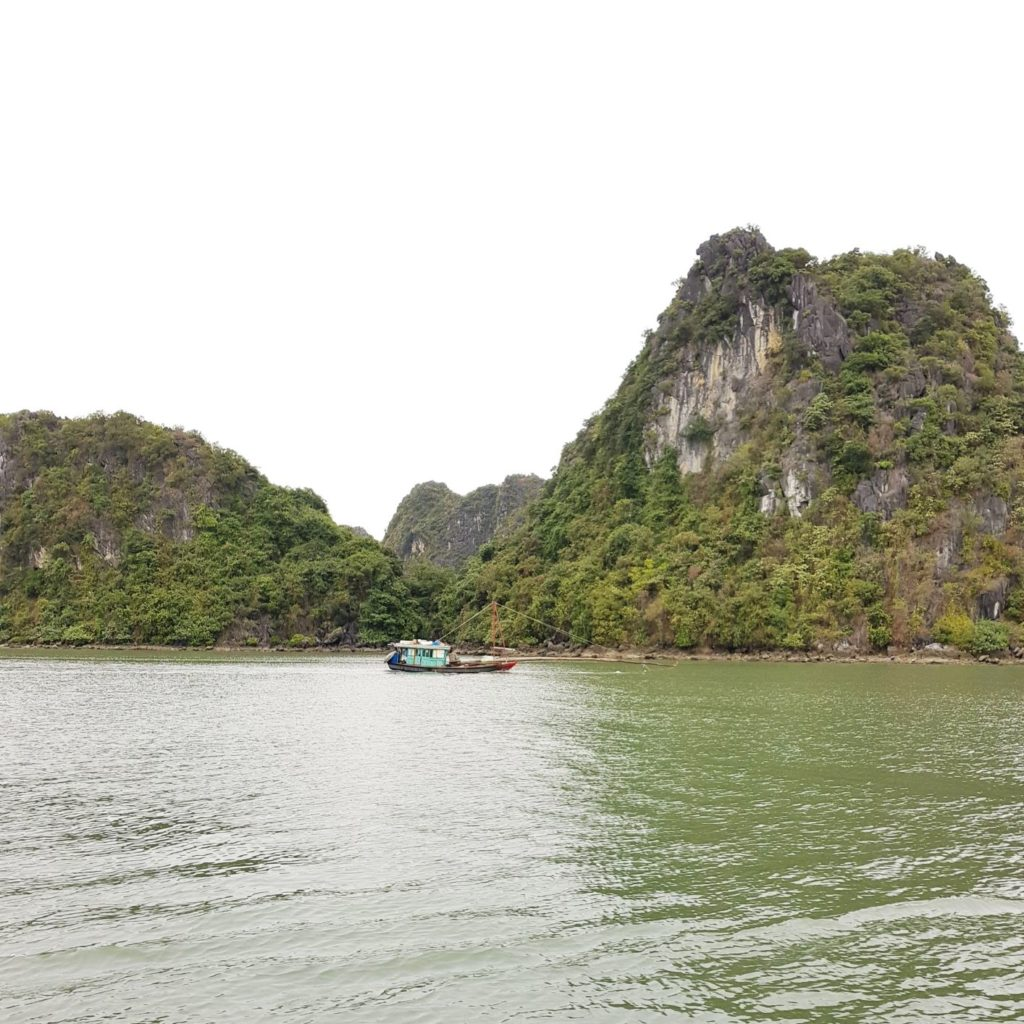 mała łódeczka