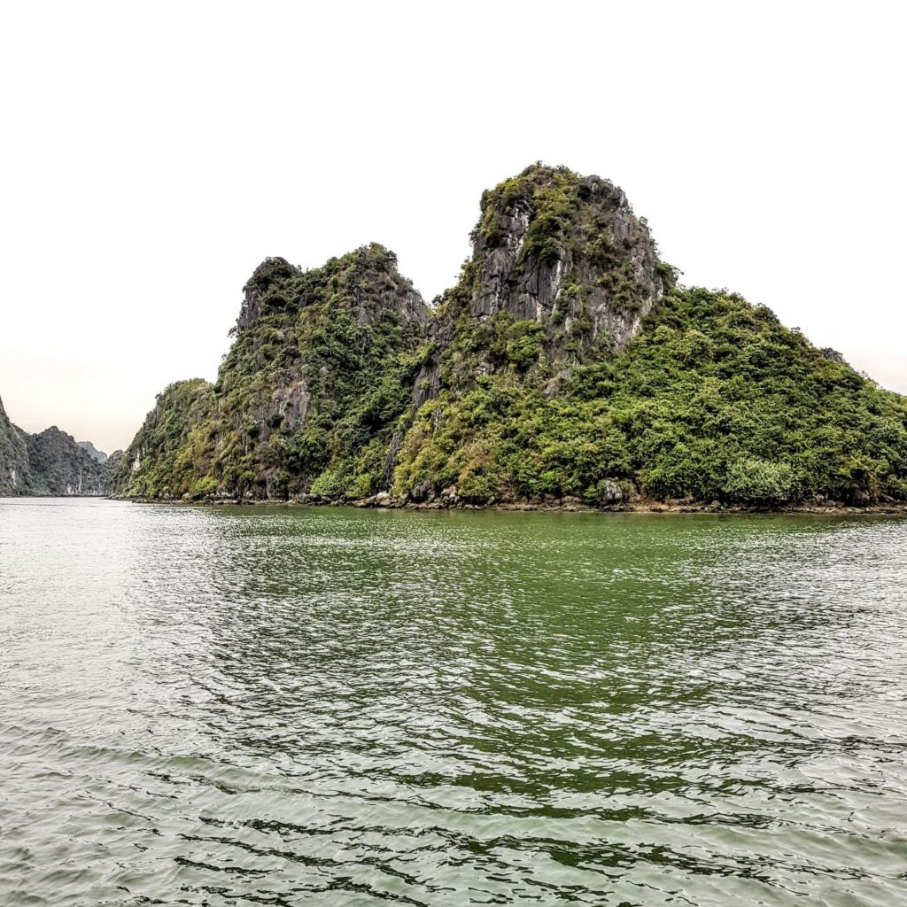 ha long skały