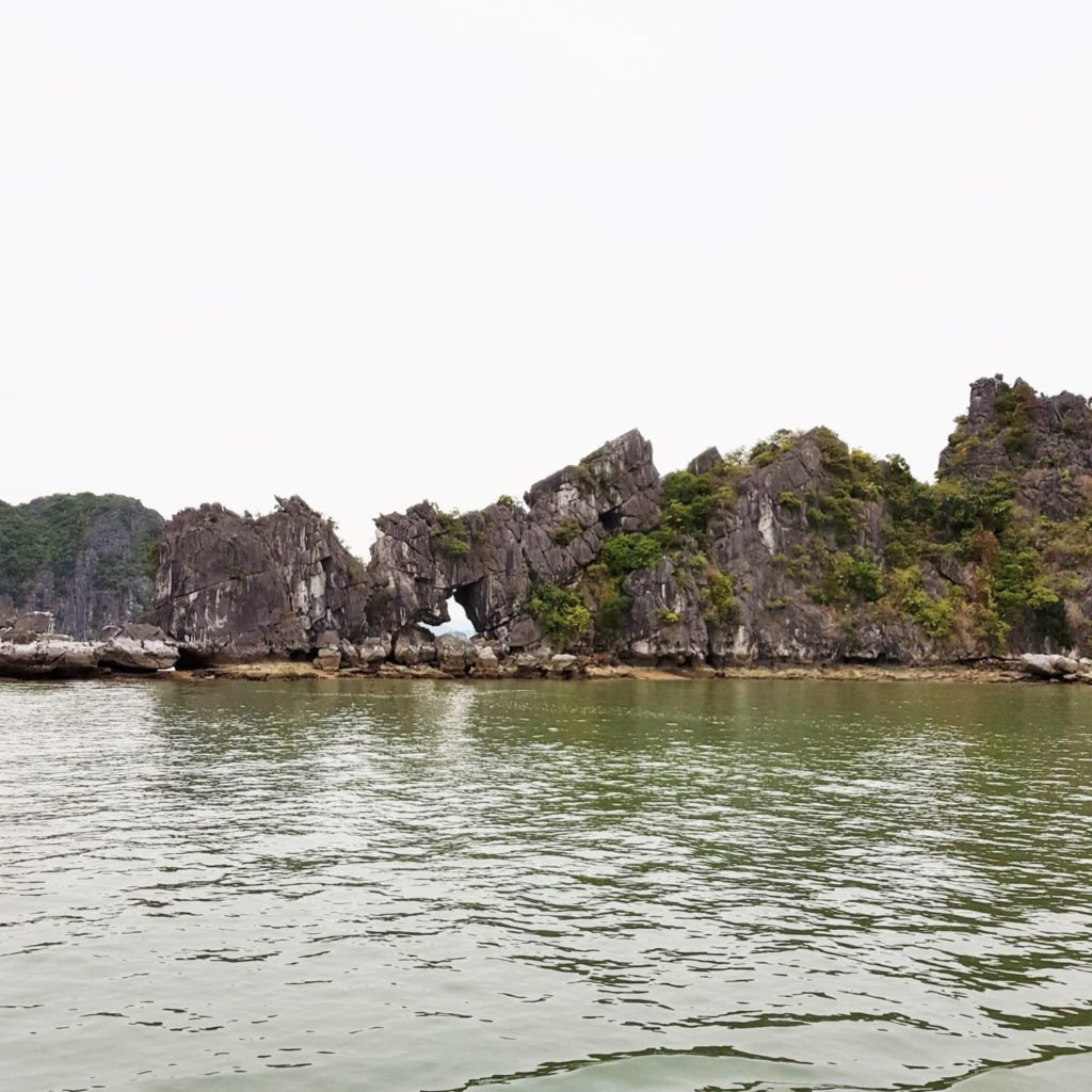 zatoka północny Wietnam