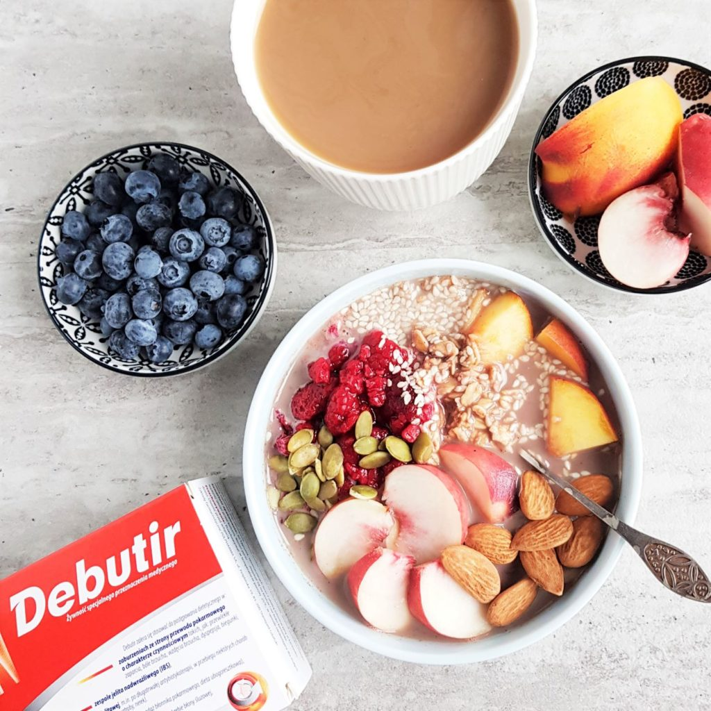 zdrowej śniadanie