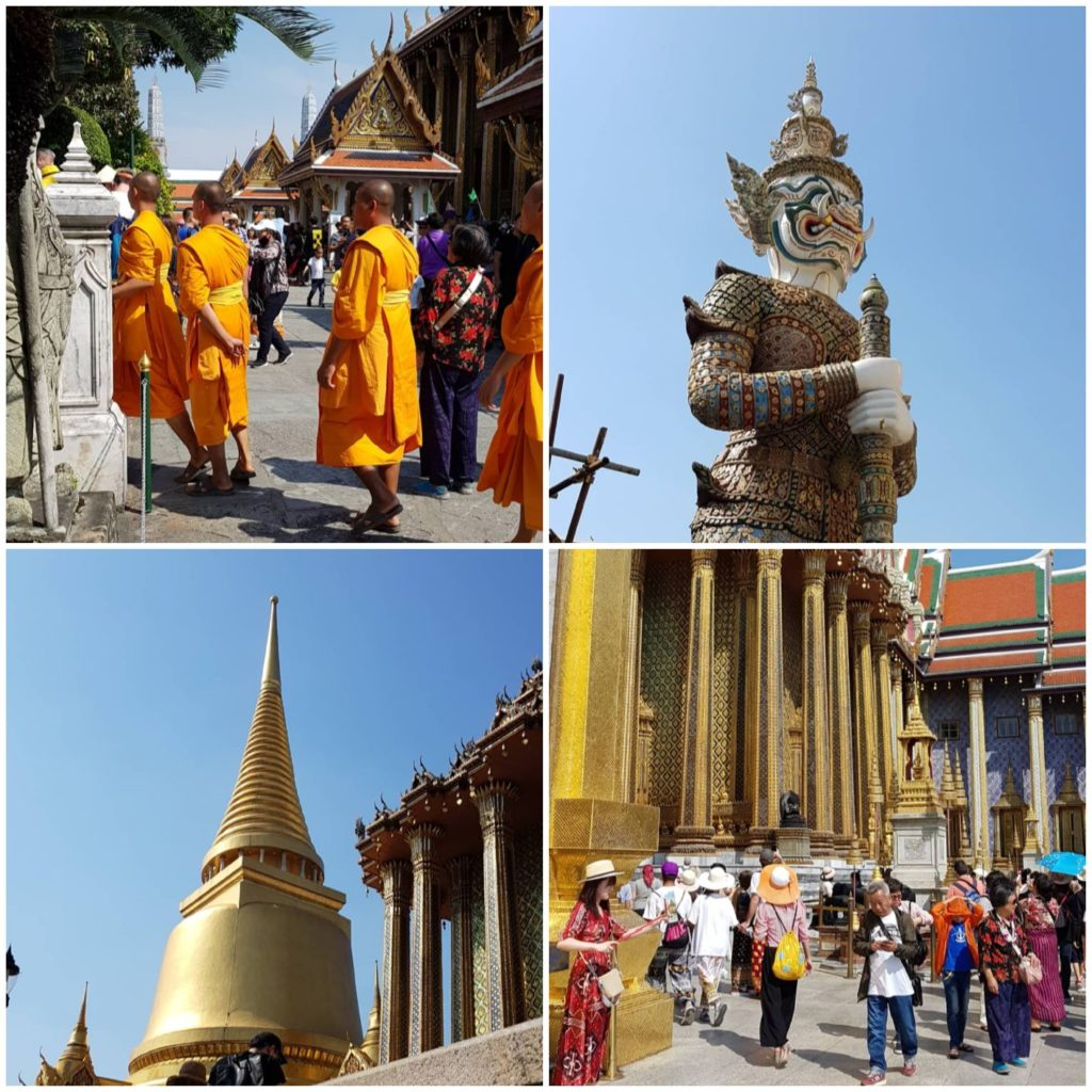 15 zasad bezpiecznego podróżowania Bangkok