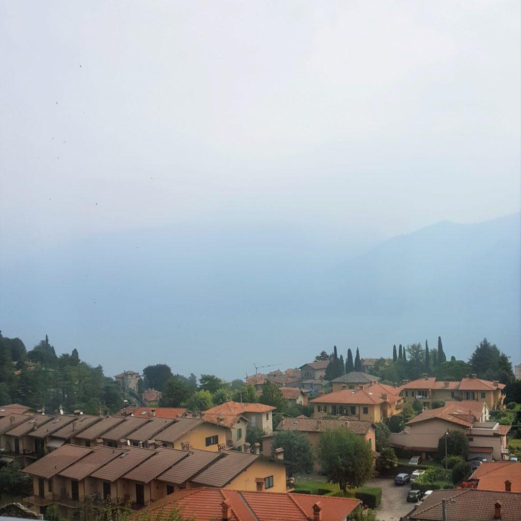 Jezioro Como we Włoszech