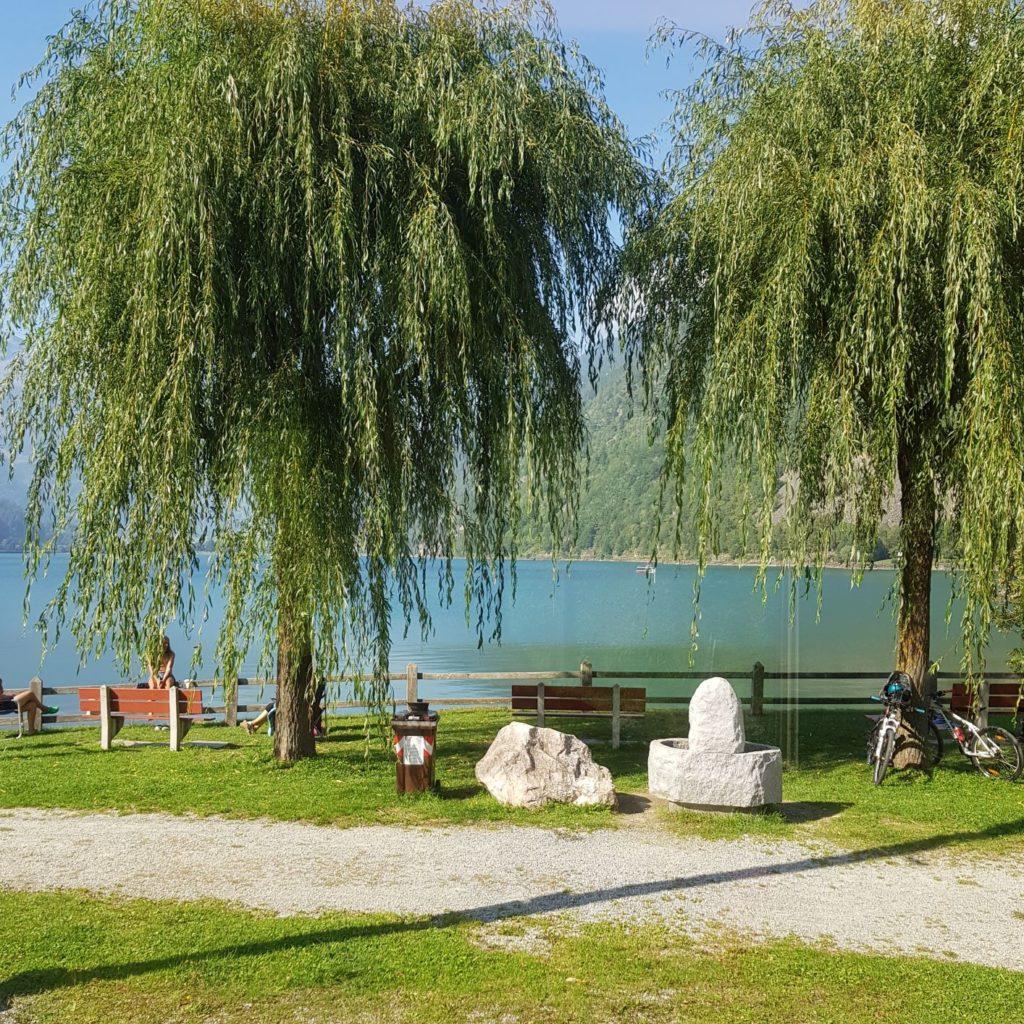 Szwajcaria Jezioro Poschiavo