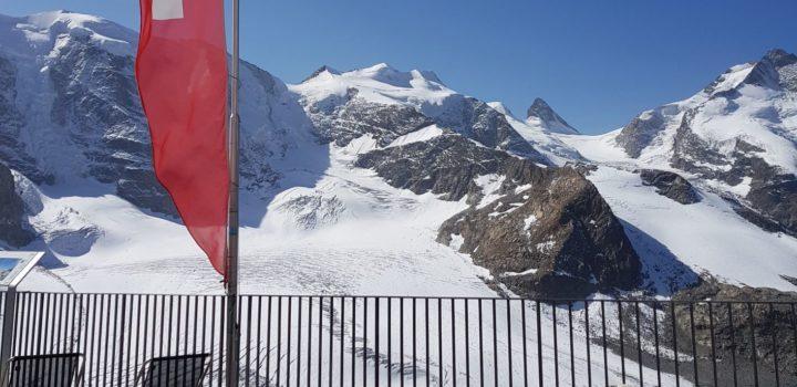 Pociągiem przez Szwajcarię cz.2 | Bernina Express