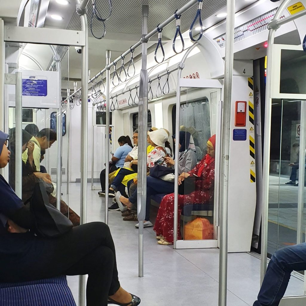 metro w Kuala Lumpur