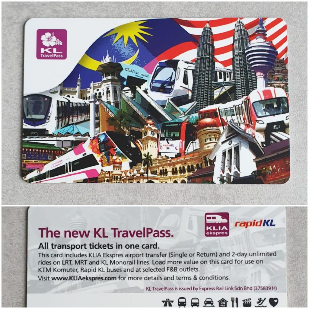 KL Travel Pass karta
