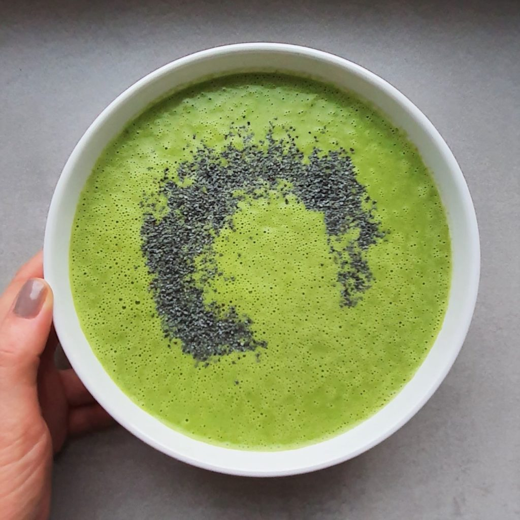 zielone smoothies na odporność