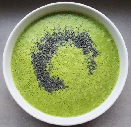 Zielone smoothie na odporność