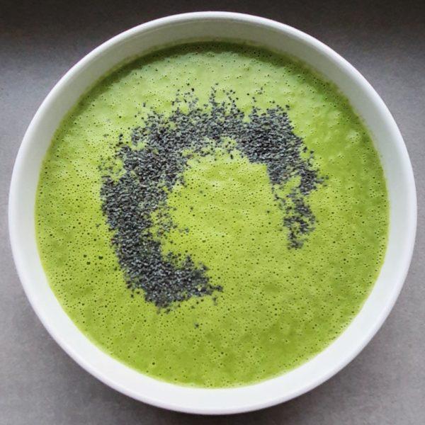 zielone smoothies na zdrowie