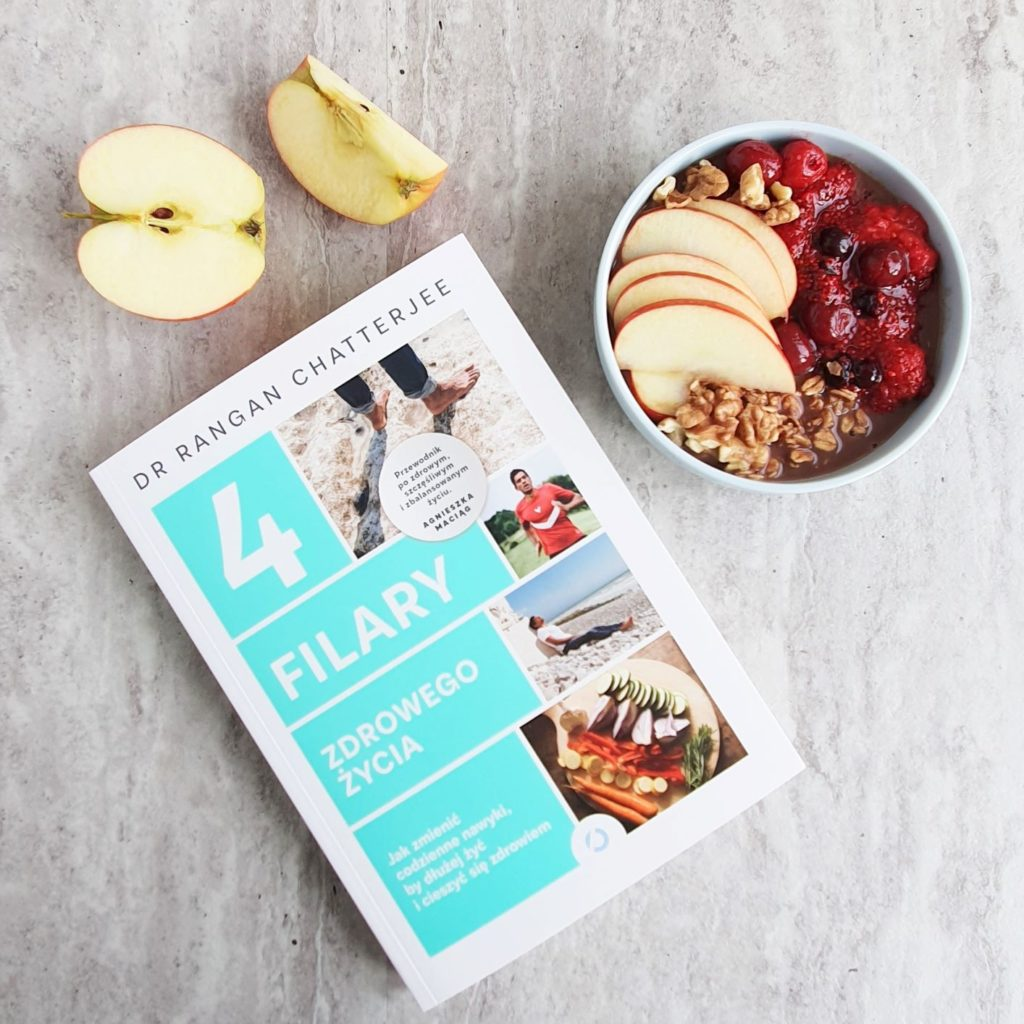 4 filary zdrowego życia śnaidanie
