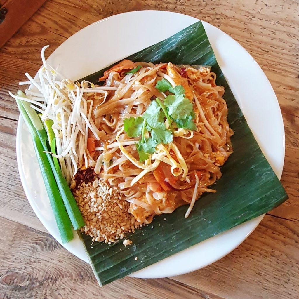 pad thai w Thaisty