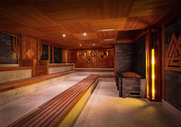 sauna w Suntago