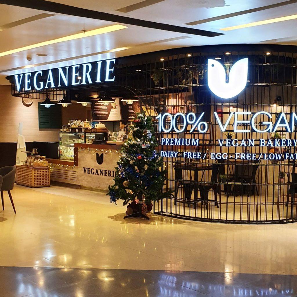 wegański Bangkok Vegenerie w Mercury Ville