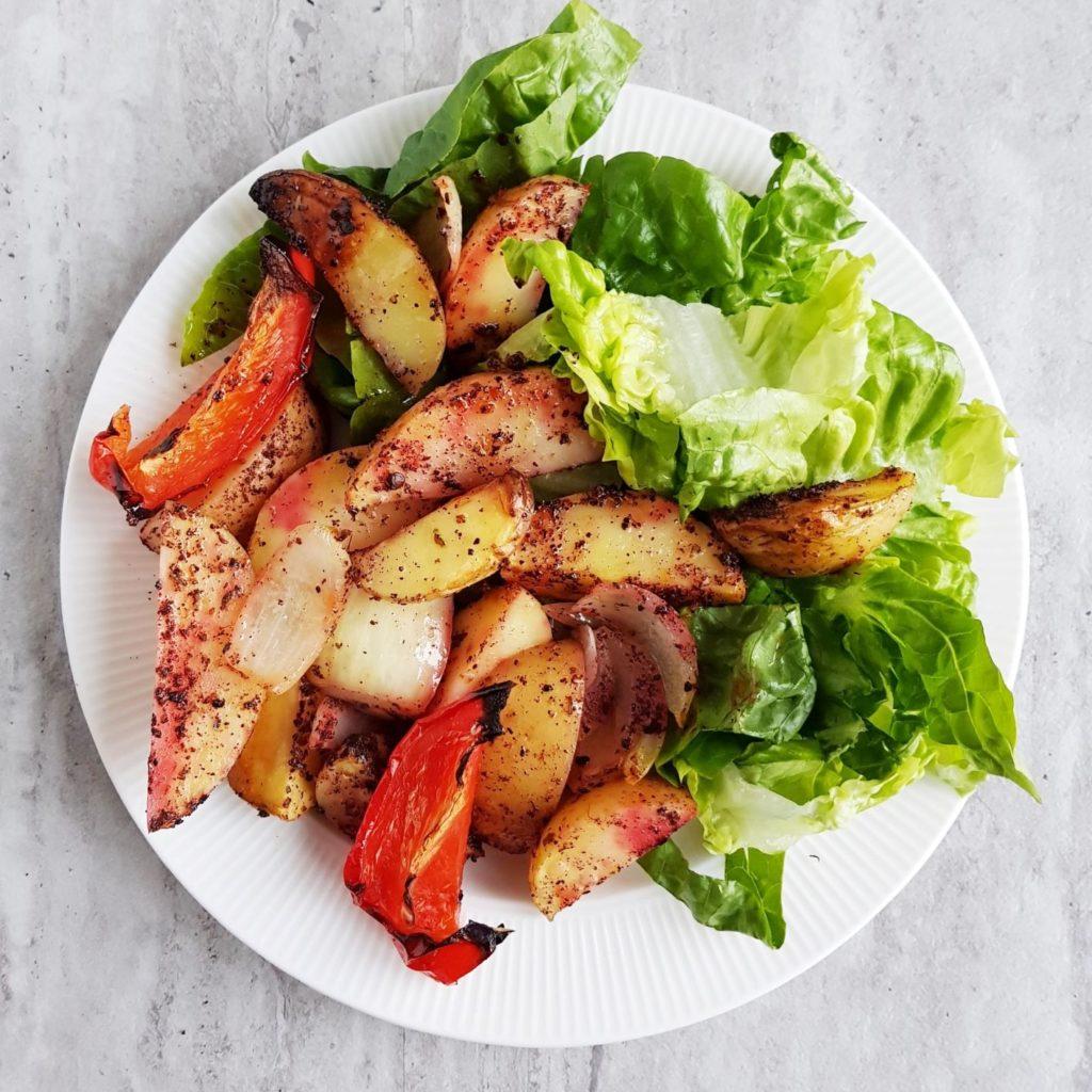20 potraw z ziemniakami i warzywami
