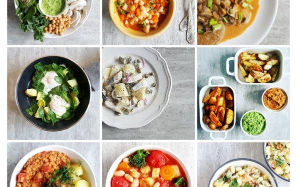 20 przepisów z ziemniakami