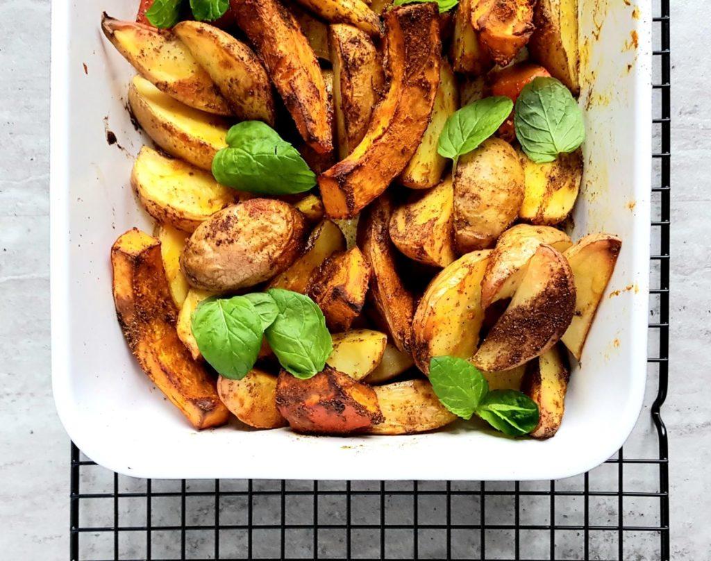 20 przepisów z ziemniakami i dynią