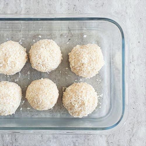 kokosowe trufle